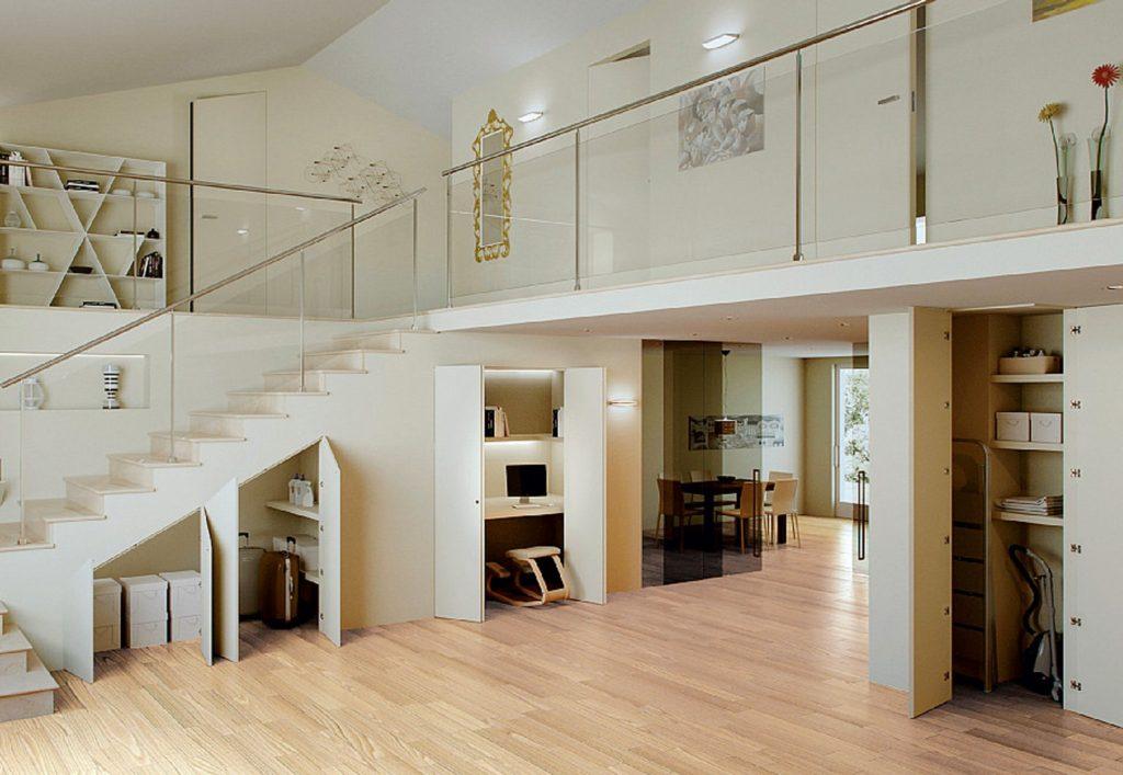 Come arredare una casa non molto grande